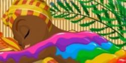 Afrika masaj salonu