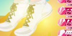 Ayakkabı giydirme 2