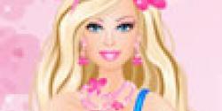 Barbie giysi giydirme