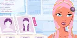 Barbie güzellik merkezi