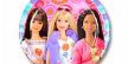 Barbie parti hazırlığı