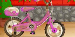 Bisiklet temizleme