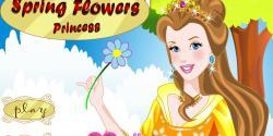 çiçeklerin prensesi