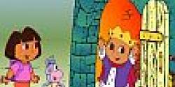 Dora kralı kurtama