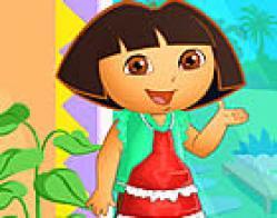 Dora Mutfak Kıyafetleri