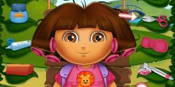 Dora yüz ve saç bakımı