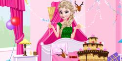 Elsa doğum günü