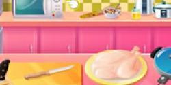 Fırında hindi pişirme