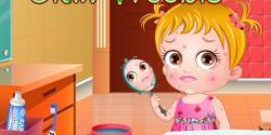 Hazel bebek alerji