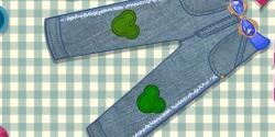 Kot pantolon tasarımı