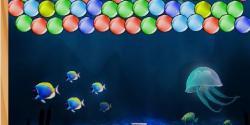 Okyanusta balon patlatma