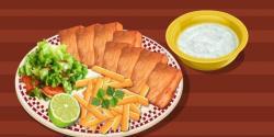 Patatesli balık