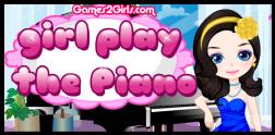 Piyanist kız giydirme