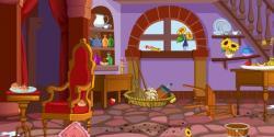 Rapunzelin kulesini temizleme