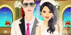 Selena & Justin Evliliği