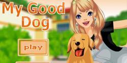 Sevimli köpeğim ve ben