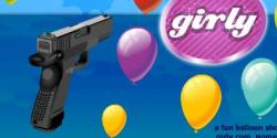 Silahla balon vur