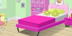 Sue yatak odası
