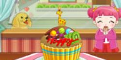 Tatlı Muffinler