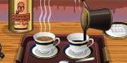 Türk kahvesi yapma