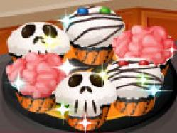 ürkütücü kekler
