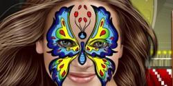 Yıldız yüz maskeleri